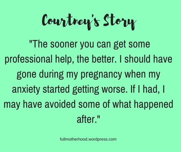 Courtney's Story