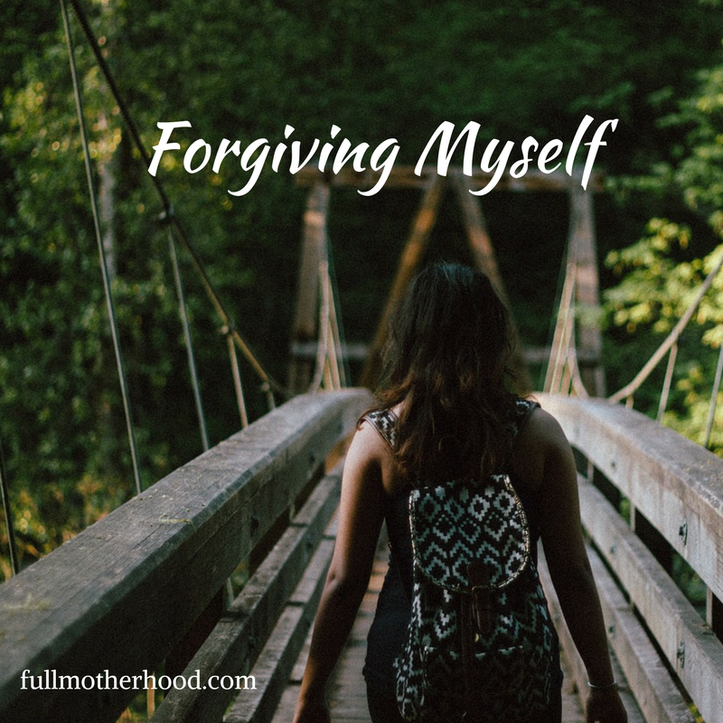 Forgiving Myself
