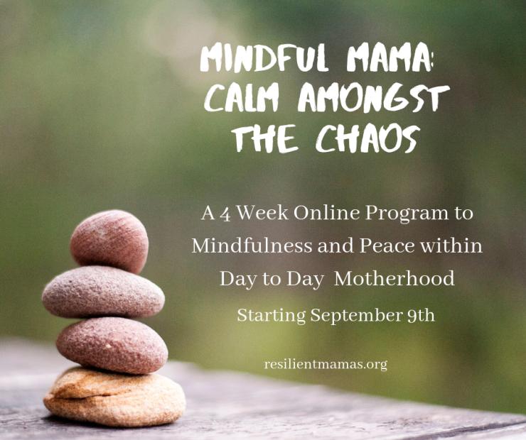 Mindful mama_ Calm the chaos